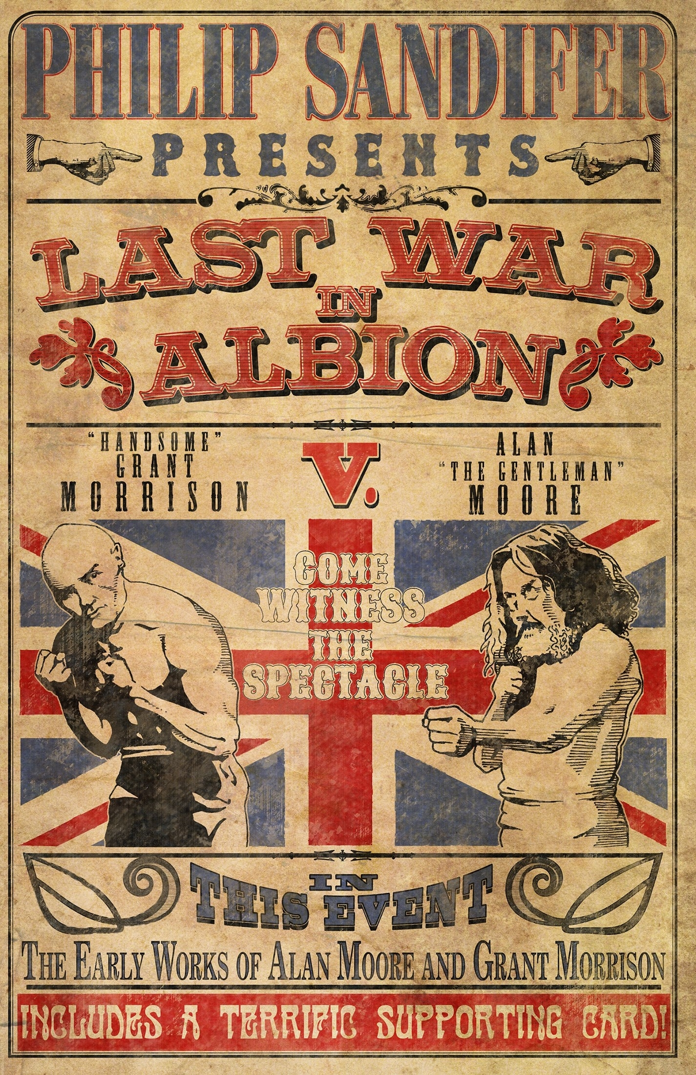 Eruditorum Press Is Pleased To Announce That, At Long Last, The First  Volume Of The Last War In Albion, Phil Sandifer's Epic Critical History Of  The Magical